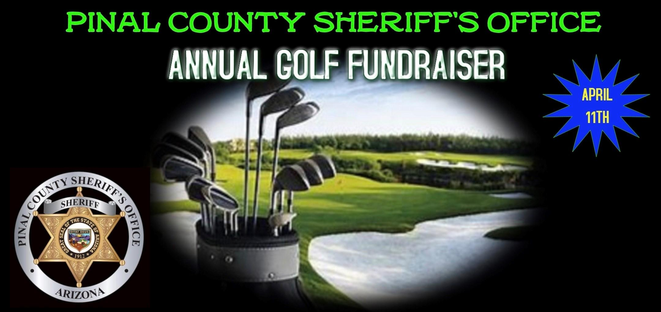 Pinal County Sheriff's Office Golf Fundraiser