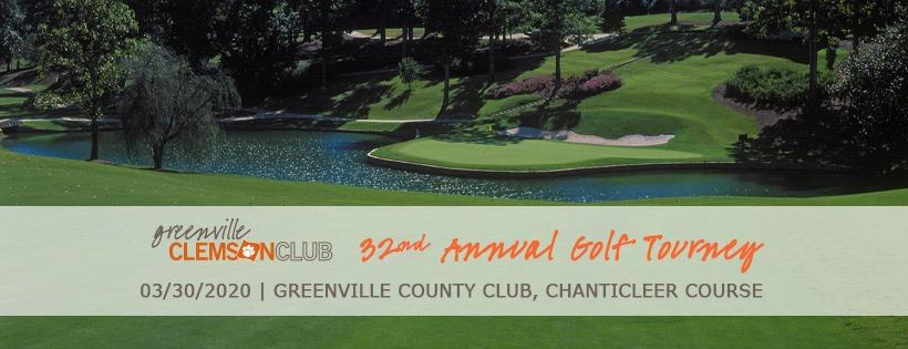 32nd Annual GCC Golf Tourney