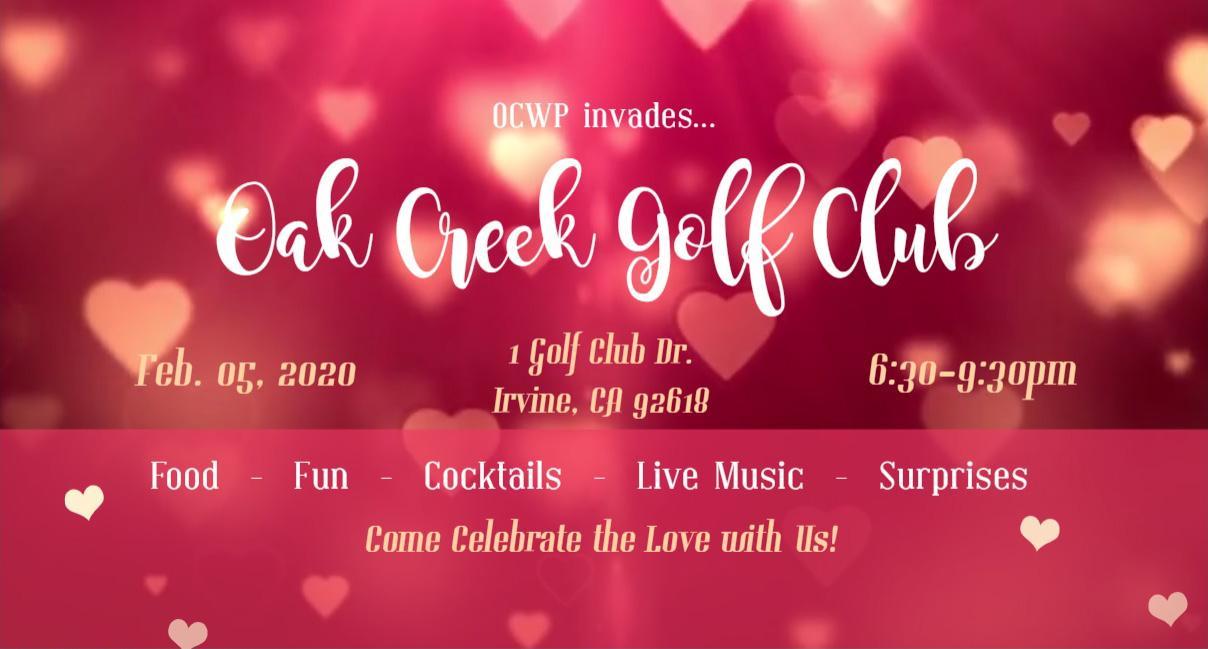 OCWP Invades OAK CREEK GOLF CLUB!