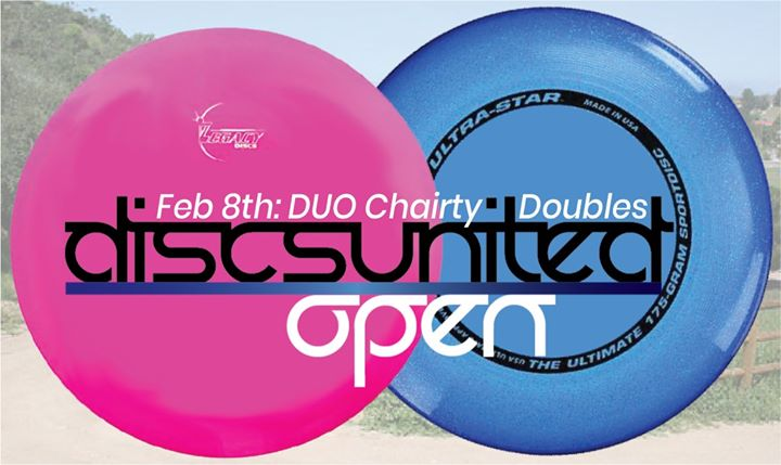 DUO Charity Doubles | disc golf tournament