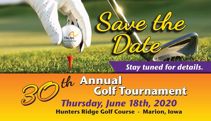 30th Annual Golf Tournament