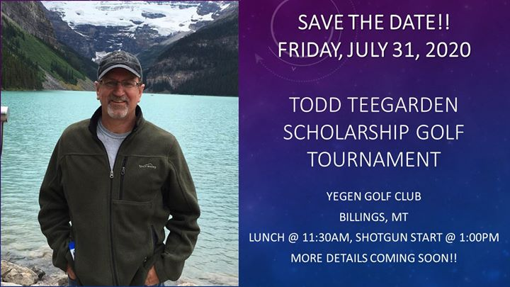 Todd Teegarden Scholarship Golf Tournament