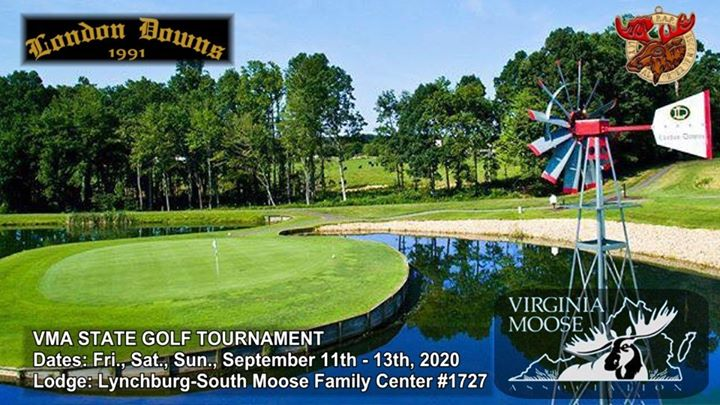 2020 VMA State Golf Tournament