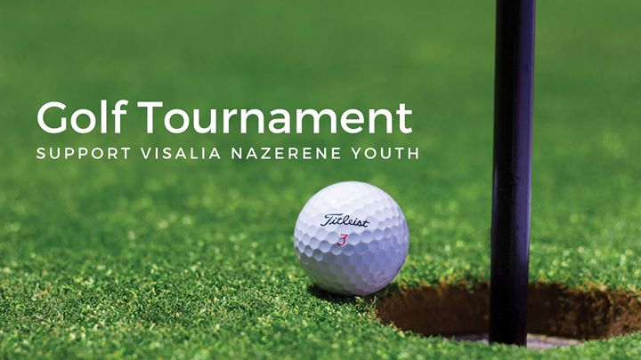Visalia Naz Youth Golf Tournament