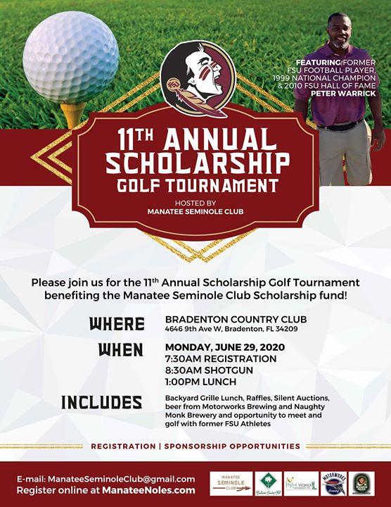 11th Annual Scholarship Golf Tournament
