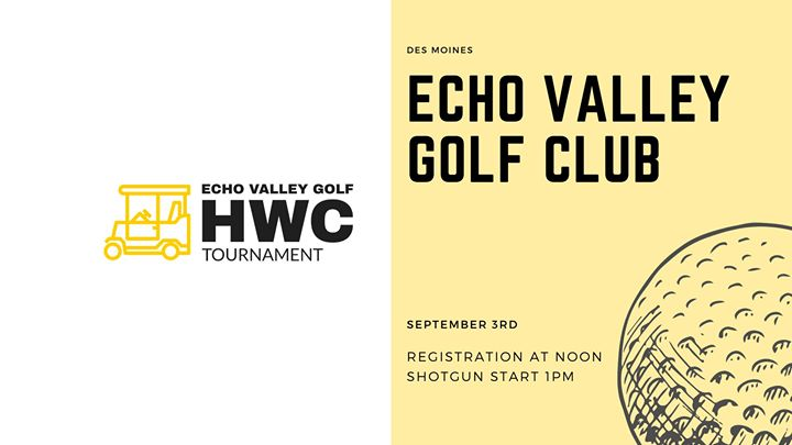 HWC Echo Valley Golf Tournament