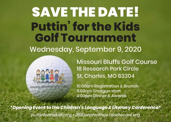 Puttin' For The Kids Golf Tournament
