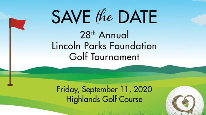 Lincoln Parks Foundation 2020 Golf Tournament