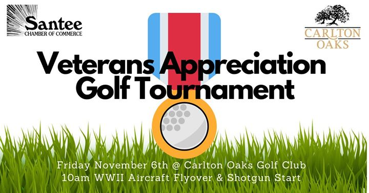 Veterans Appreciation Golf Tournament