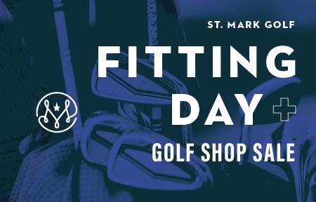 St Mark Golf Club's Fitting Day