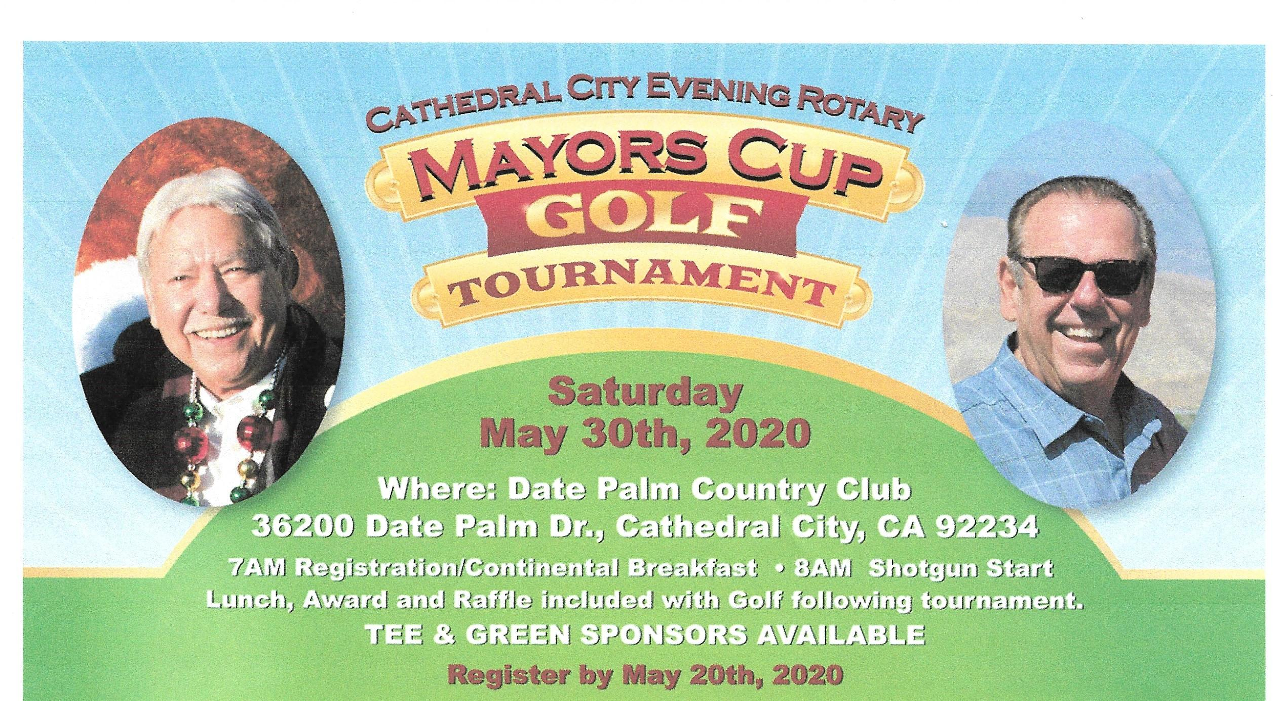 Mayors' Cup Golf Tournament