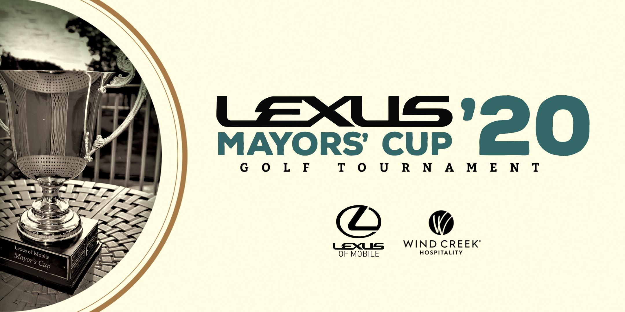 2020 Mayors' Cup Golf Tournament