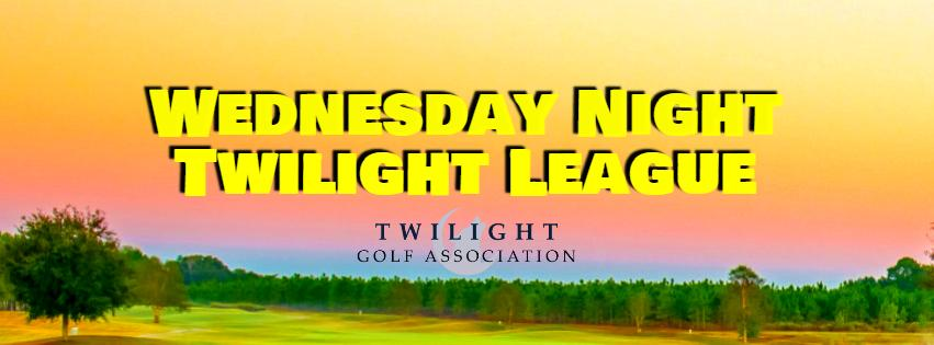 Wednesday Twilight League at The Groves Golf Course