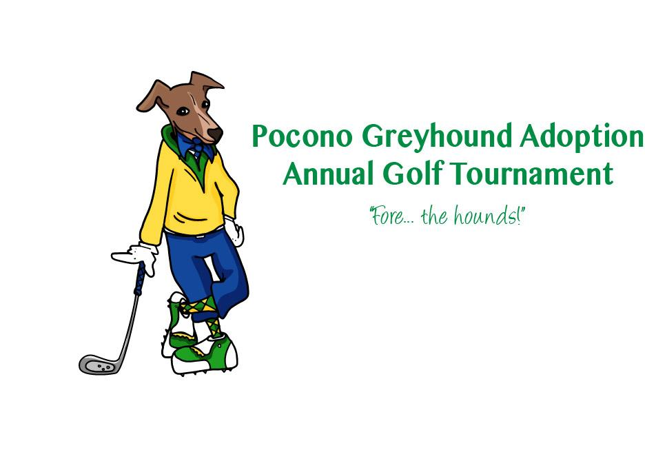 Pocono Greyhound Adoption Annual Golf Tournament