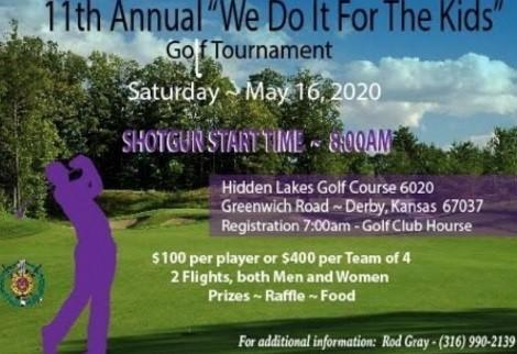 Gamma Upsilon Chapter of Omega Psi Phi 2020 Golf Tournament
