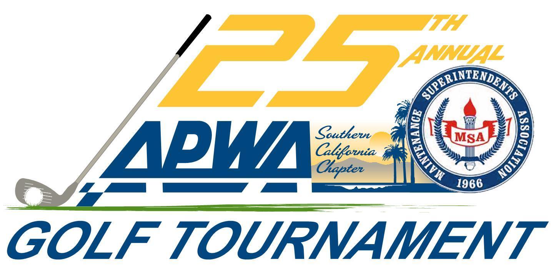 25th Annual APWA/MSA Golf Tournament