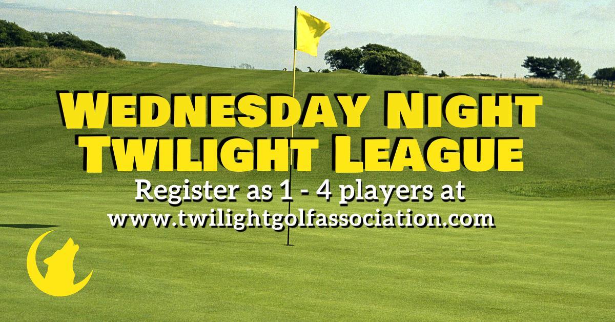Wednesday Twilight League at Southern Oaks Golf & Tennis Club