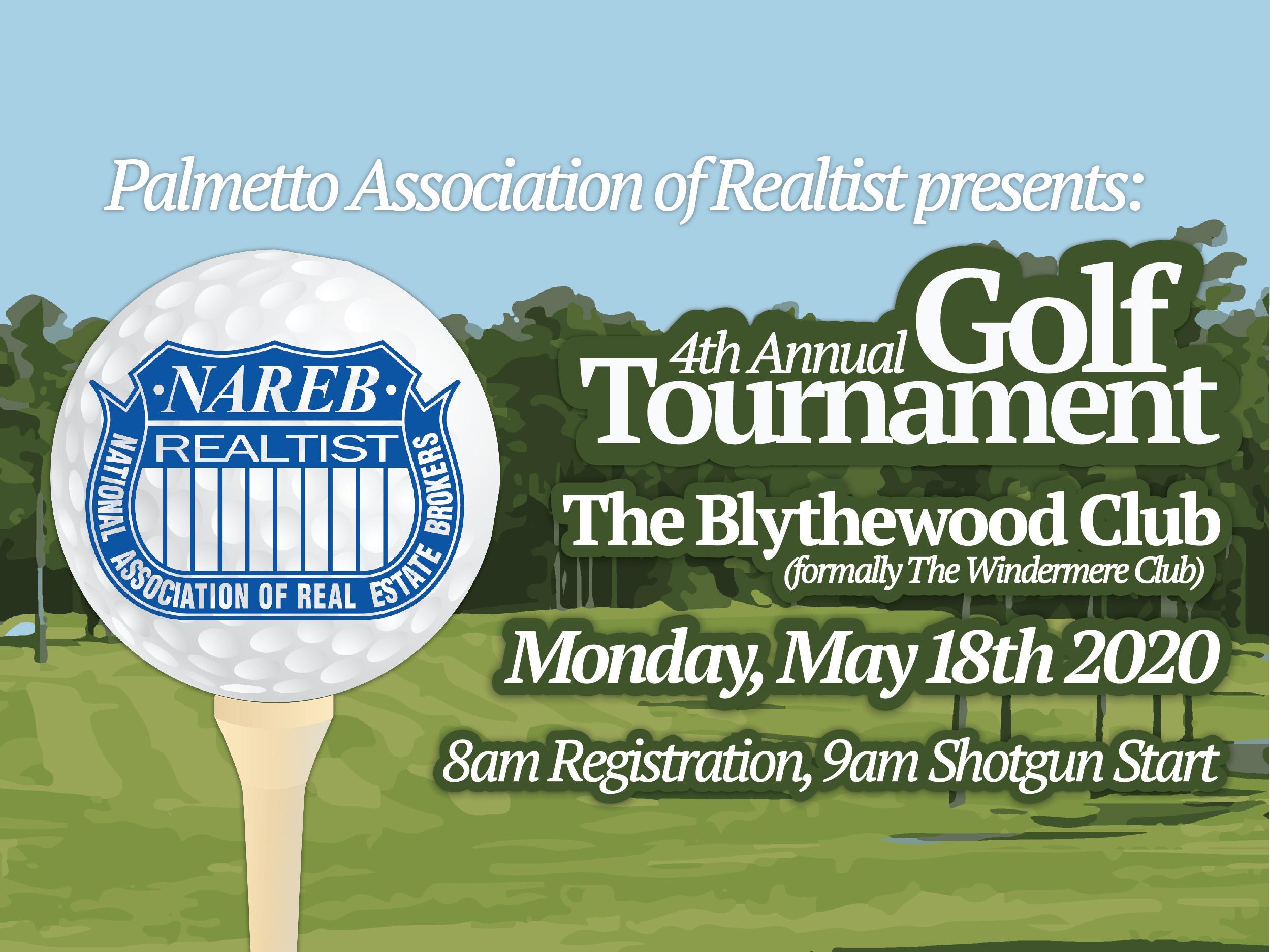 4th Annual SCNAREB Golf Tournament