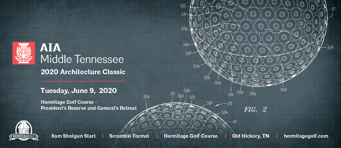 2020 Architecture Classic Golf Tournament