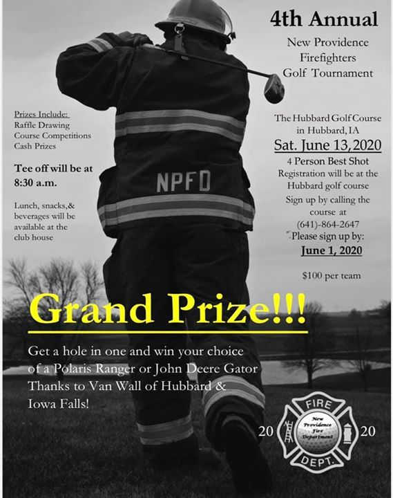 4th Annual NPFD Golf Tournament