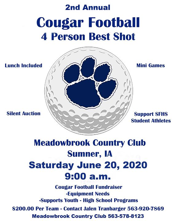 Cougar Football Golf Tournament