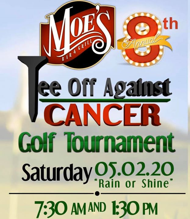8th annual Tee Off Against Cancer Golf Tournament
