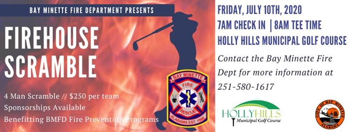 Firehouse Scramble Golf Tournament