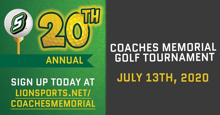 Coaches Memorial Golf Tournament