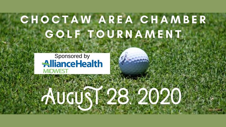 Choctaw Area Chamber Golf Tournament