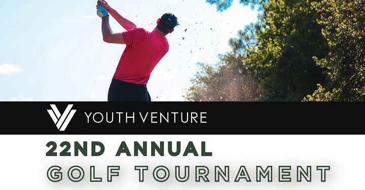 Youth Venture Golf Tournament Fundraiser