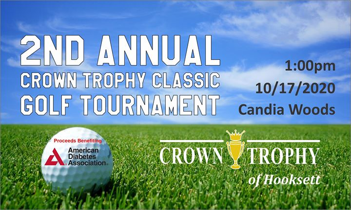2nd Annual Crown Trophy Classic Golf Tournament