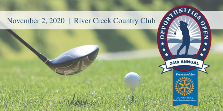 24th Annual Opportunities Open Golf Tournament