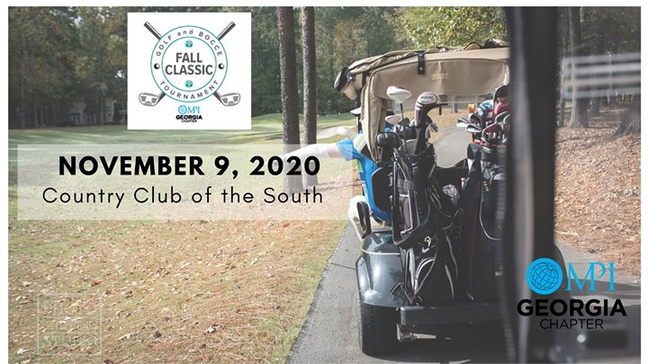 2020 Fall Classic Golf and Bocce Tournament