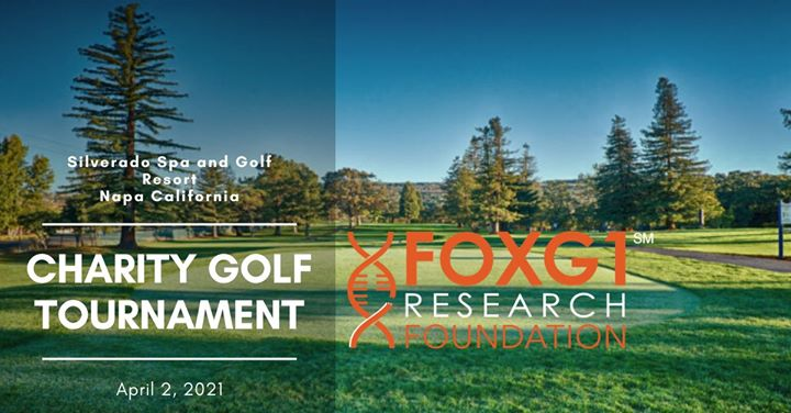 2021 FOXG1 Research Charity Golf Tournament