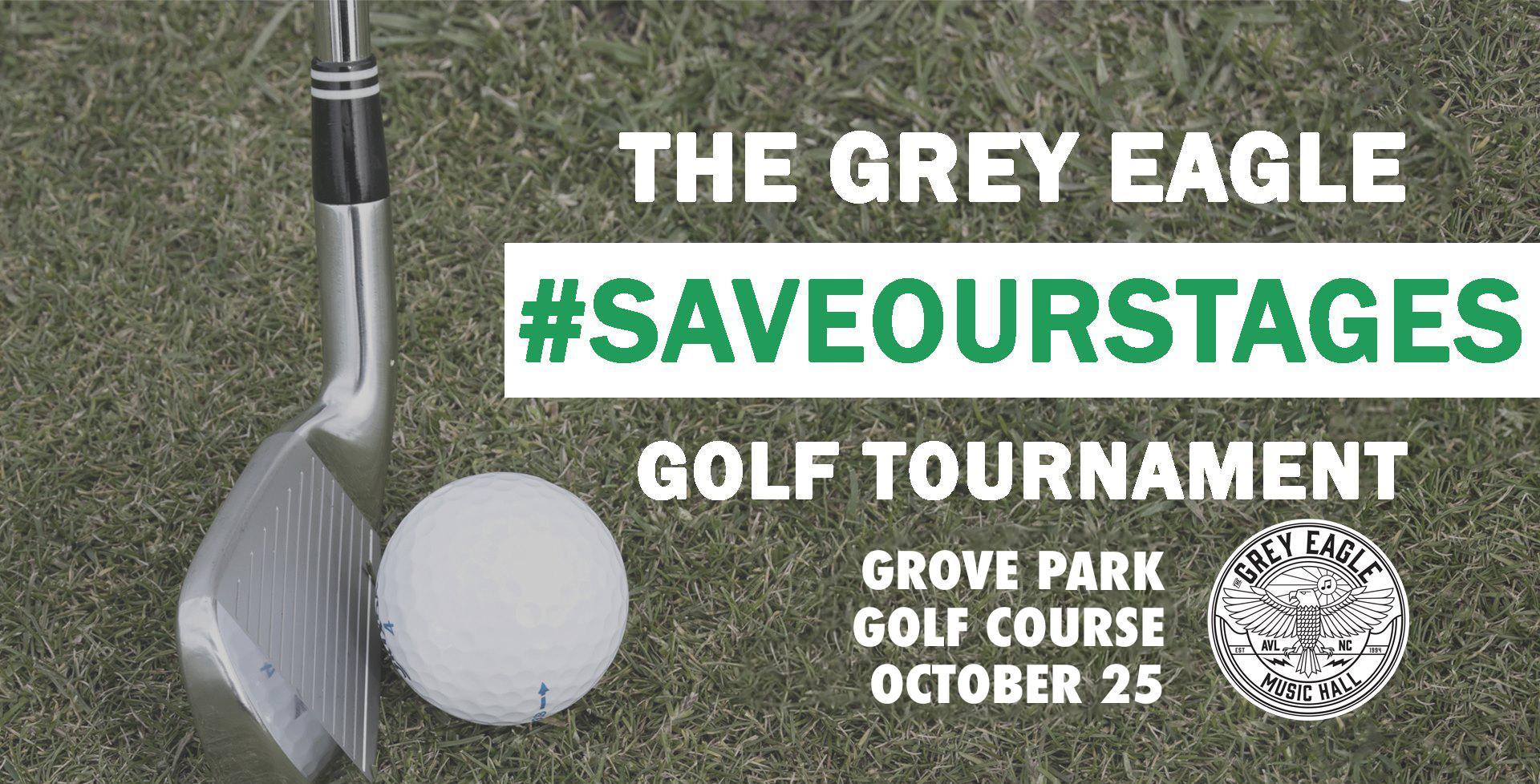 #SaveOurStages Golf Tournament