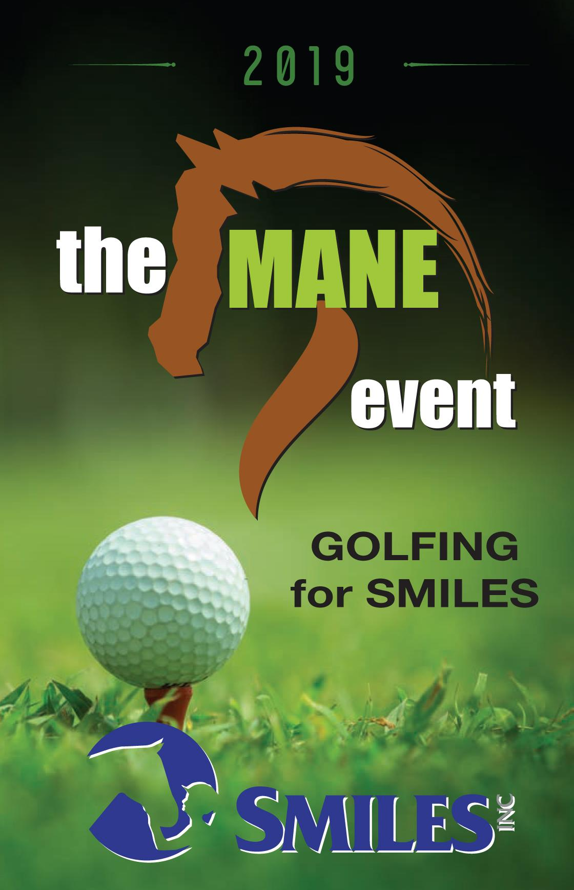 The Mane Event Golfing for SMILES