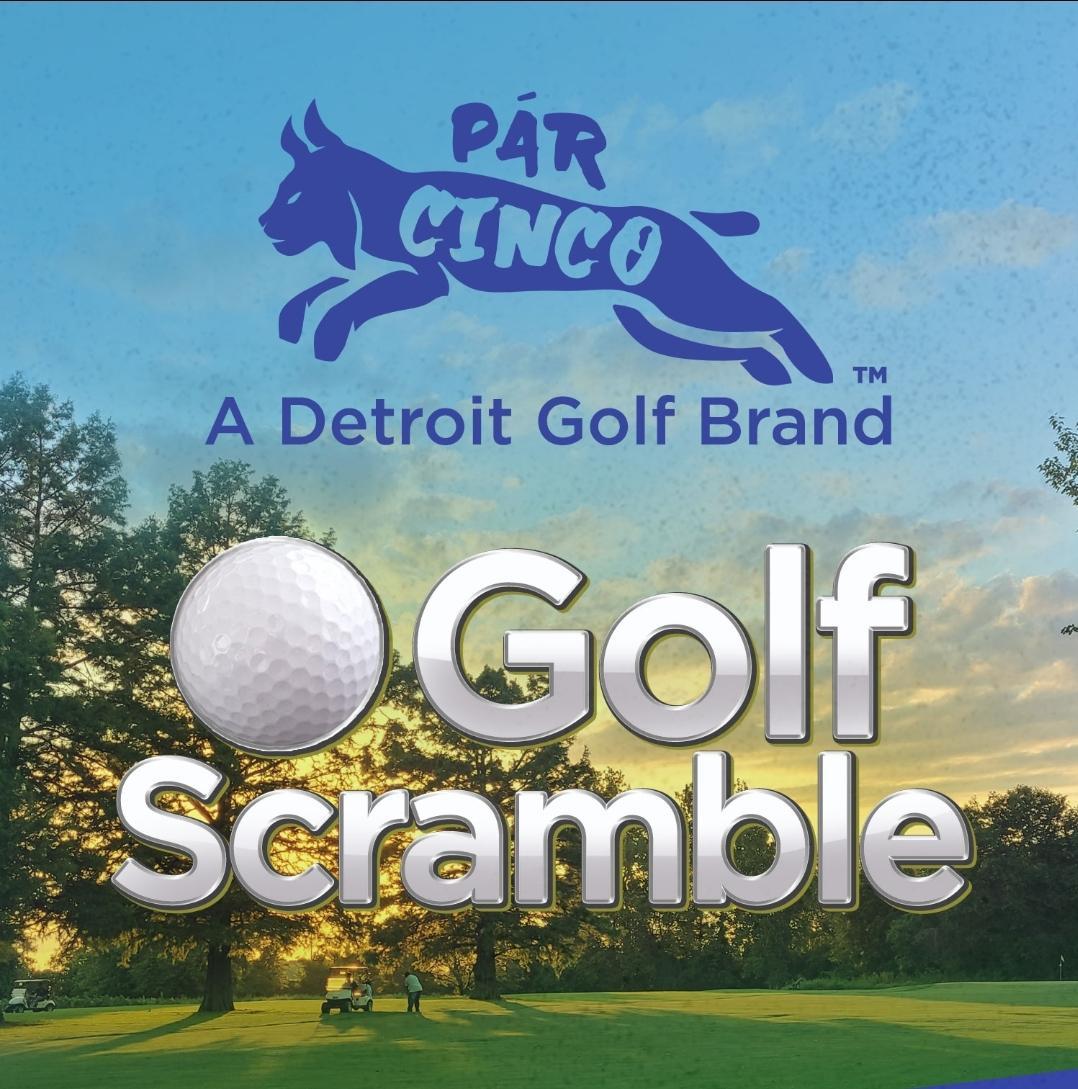 Par Cinco Detroit Golf Scramble