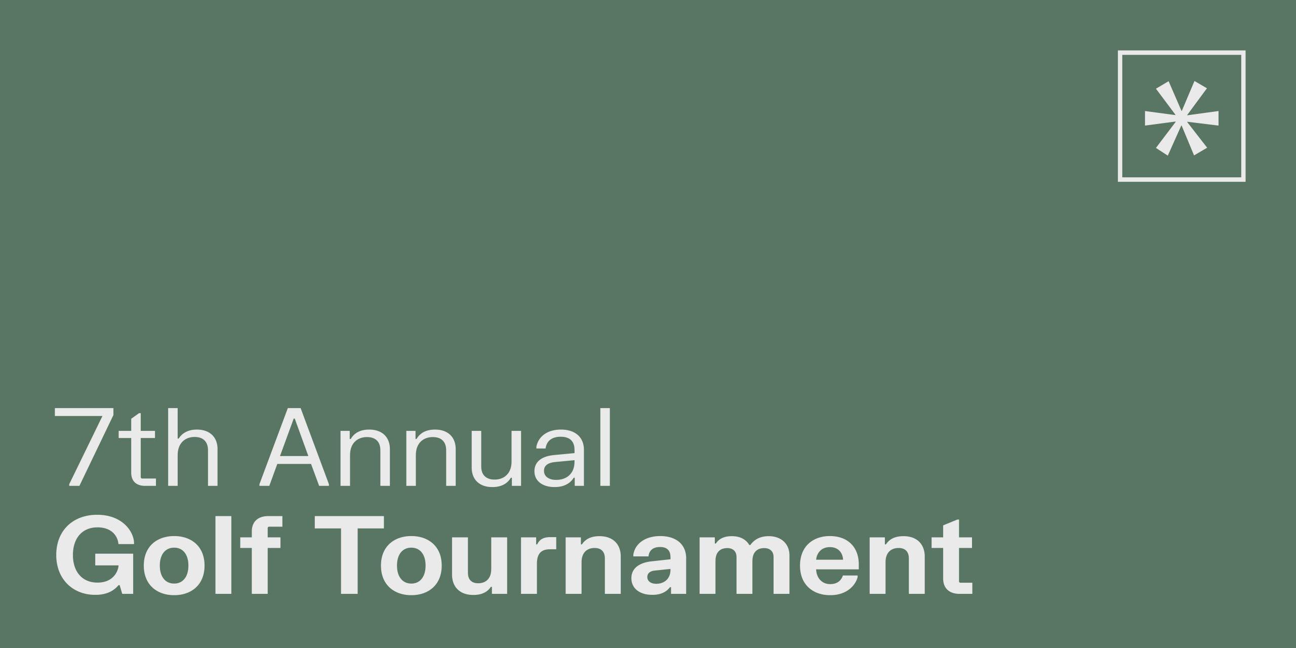 IIDA RMC   7th Annual Golf Tournament