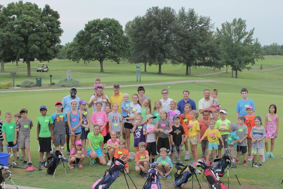 2021 Junior Golf Camp Session 1