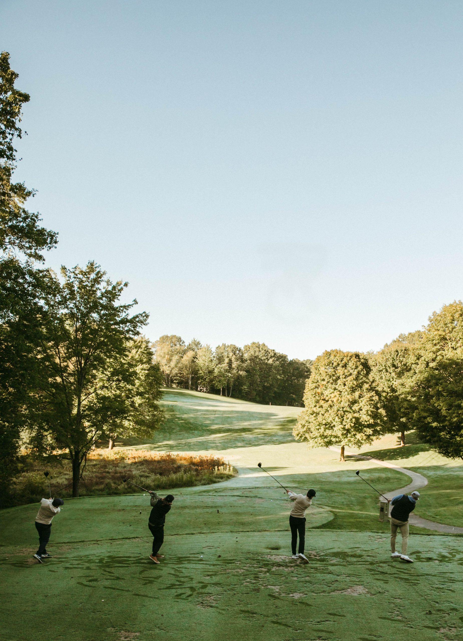 1st Annual VIVA Golf Tourney