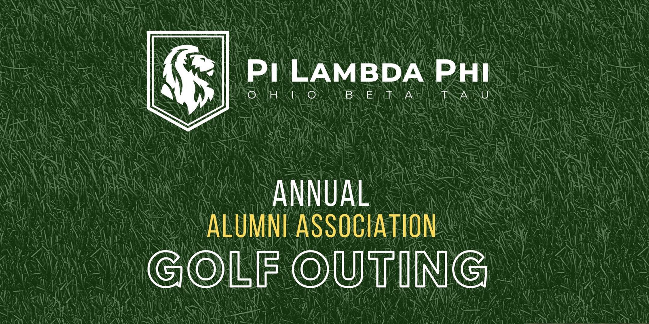 OBT Alumni Golf Outing 2021