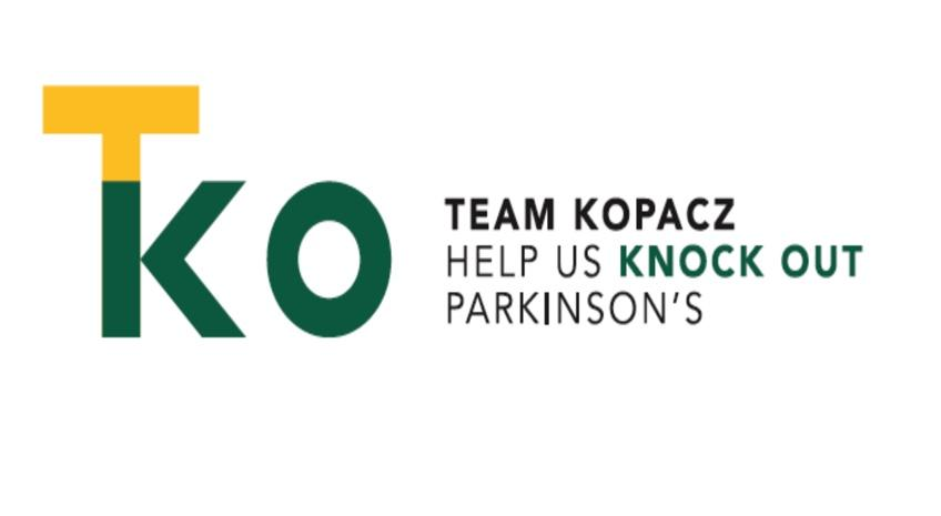 Team Kopacz Golf Tournament and Silent Auction for Parkinson's Advocacy