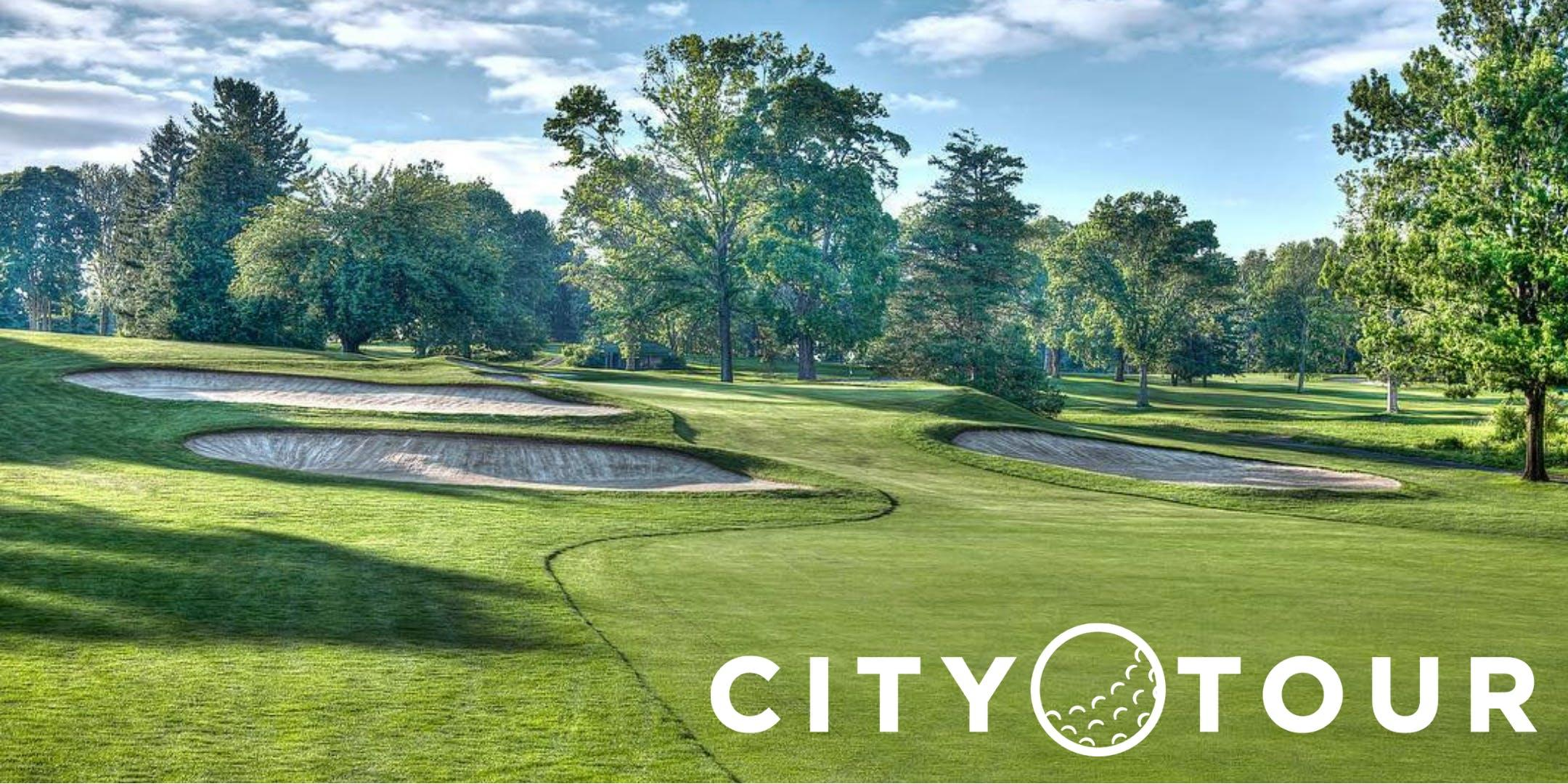 Charlotte City Tour - Rocky River Golf Club At Concord