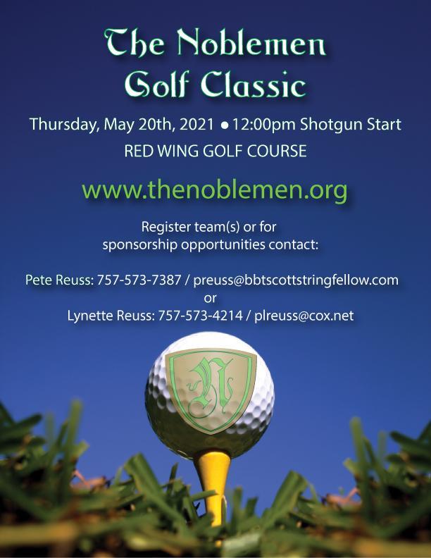 The Noblemen Golf Classic - 2021