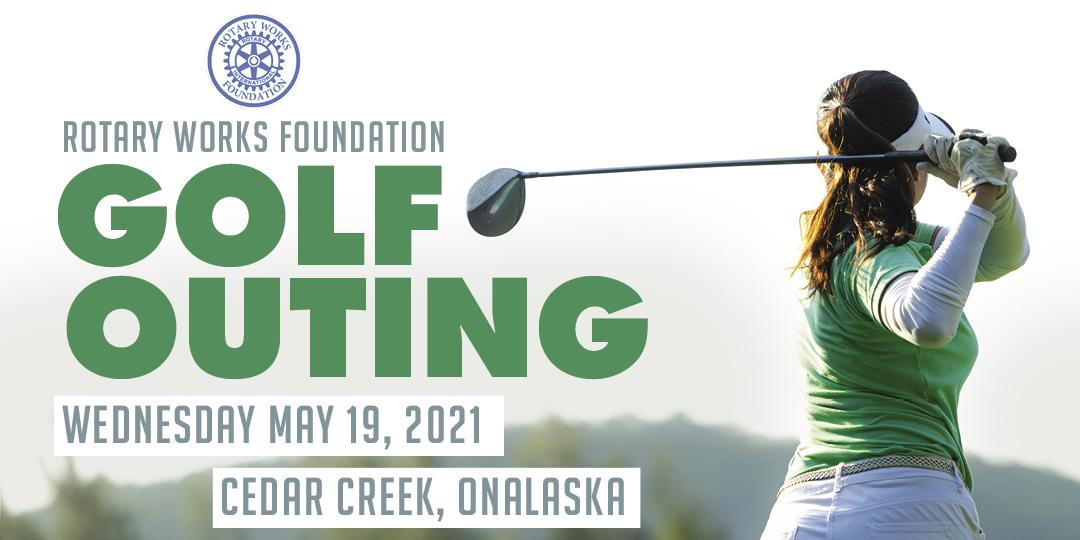 2021 La Crosse Area Rotary Works Foundation Golf Outing