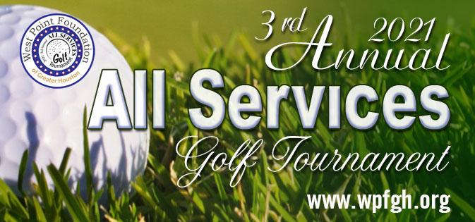 West Point Foundation of Greater Houston All Services Golf Tournament