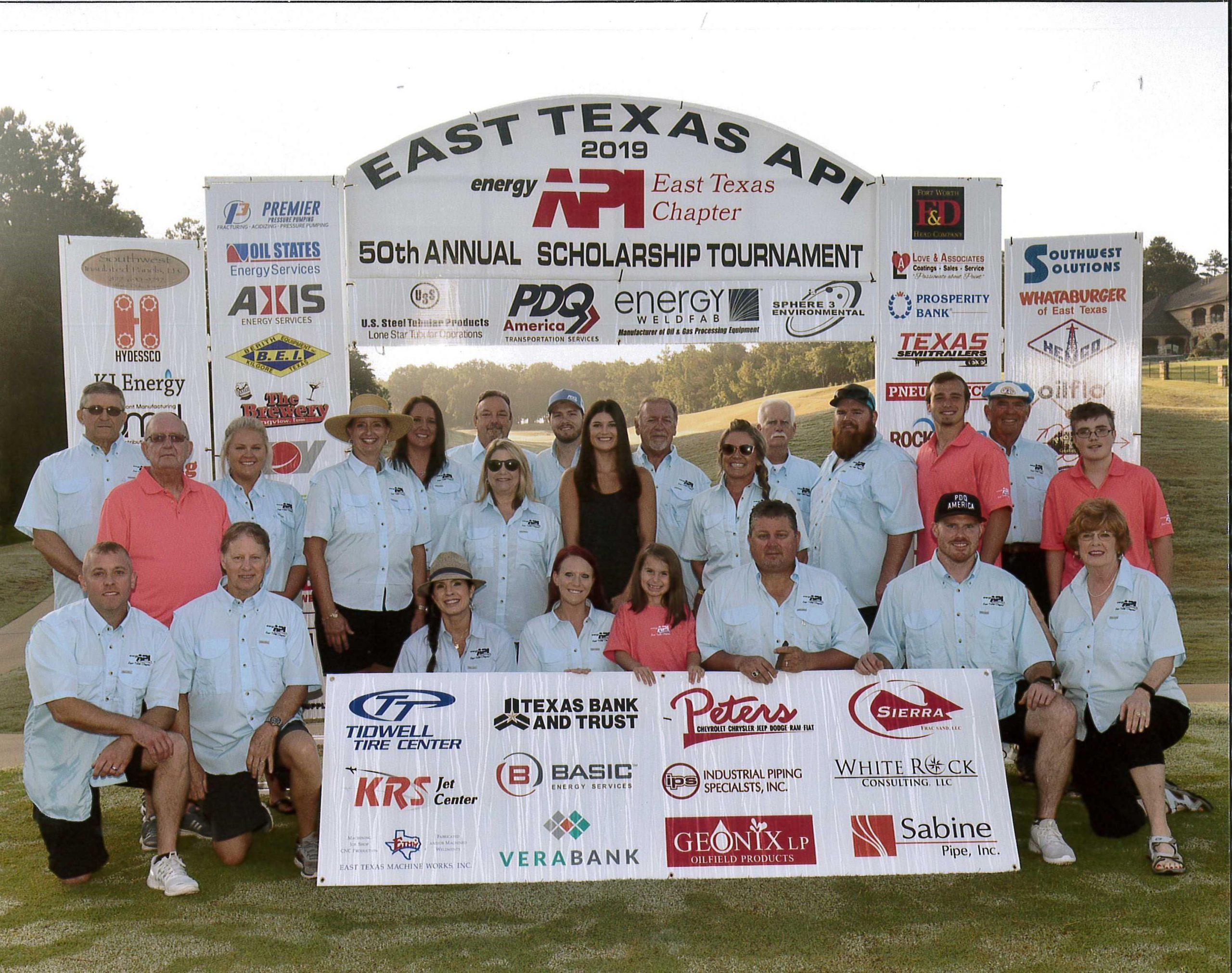 52nd Annual East Texas API Golf Tournament at Tempest Golf Club