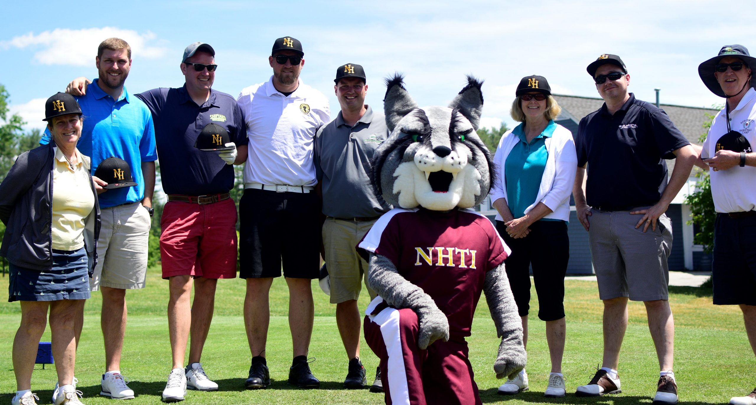 NHTI Lynx Golf Series @ Loudon Country Club - August 24, 2021