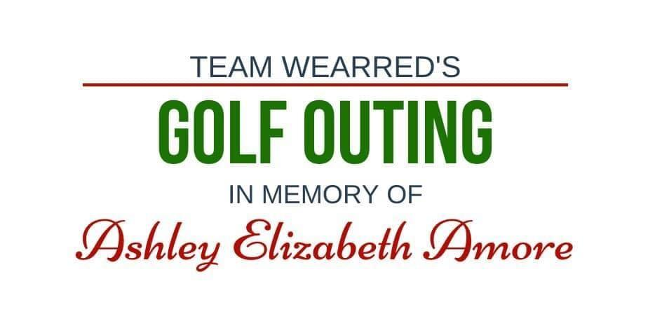 Team WearRed Golf Outing in Memory of Ashley Amore
