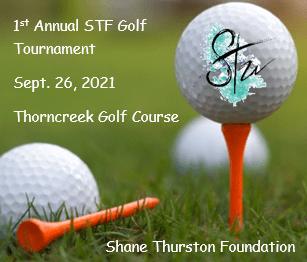 1st Annual Shane Thurston Foundation Golf Tournament